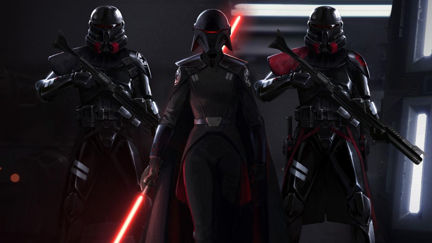 Image result for Star Wars Jedi: Fallen Order