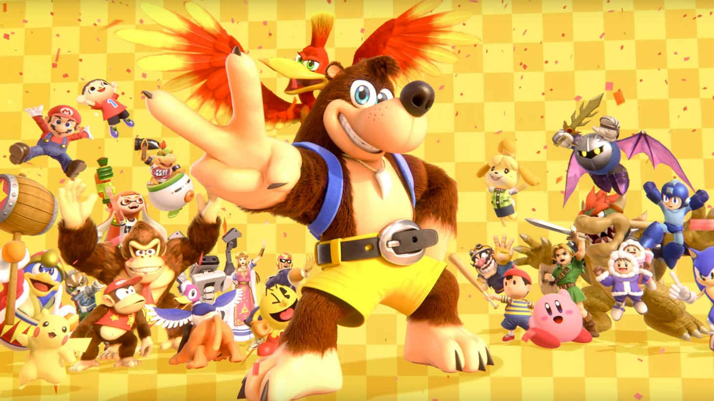 A Smash Bros  Primer On Banjo And Kazooie - Game Informer