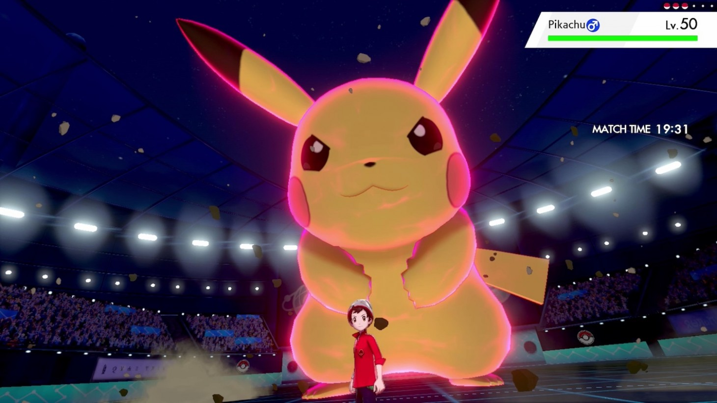 Detailing Pokemon Sword And Shield S Yamper And Impidimp Game Informer