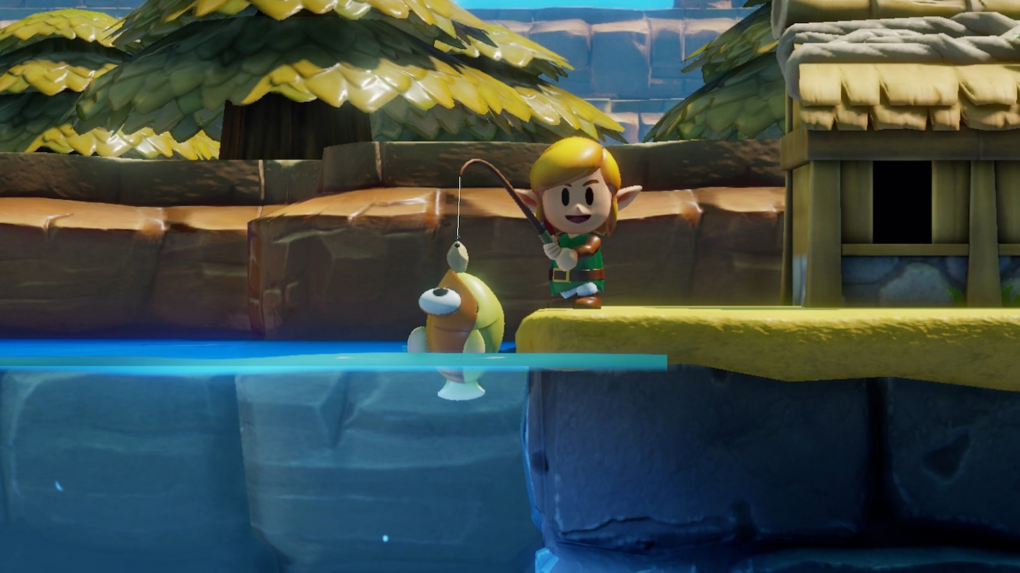 The Legend Of Zelda Link S Awakening Review A Dream Come