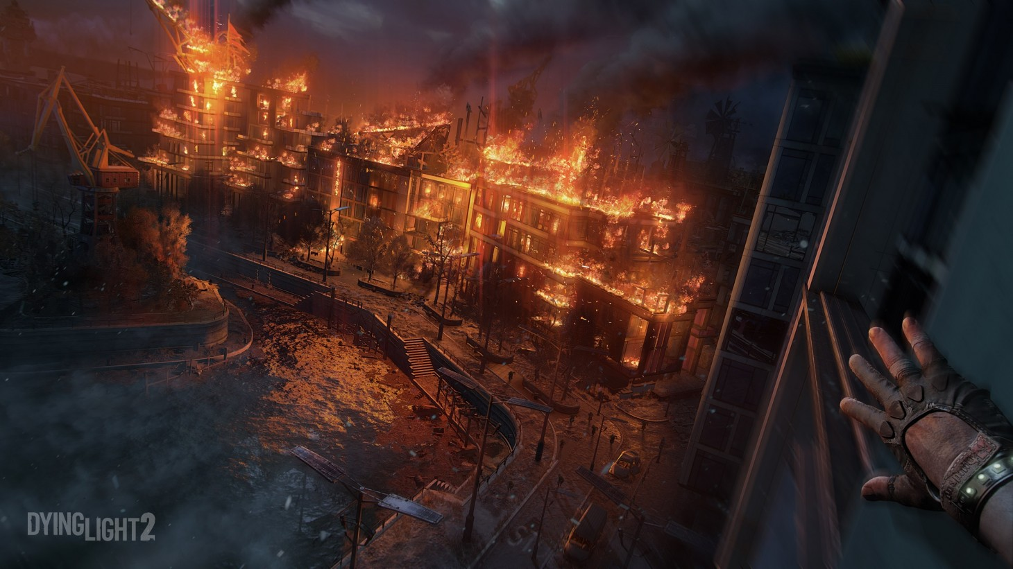 See Dying Light 2's Impressive, Extended E3 Gameplay Demo