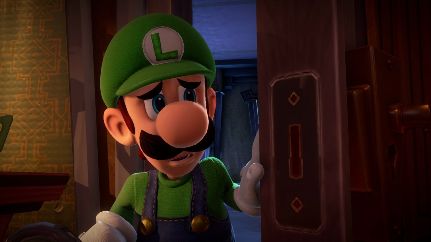 Looking Back On The Ghosts Of Luigi S Mansion Game Informer