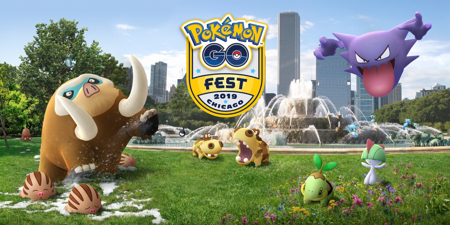 This Year's Pokémon Go Fest Was A Blast - Game Informer