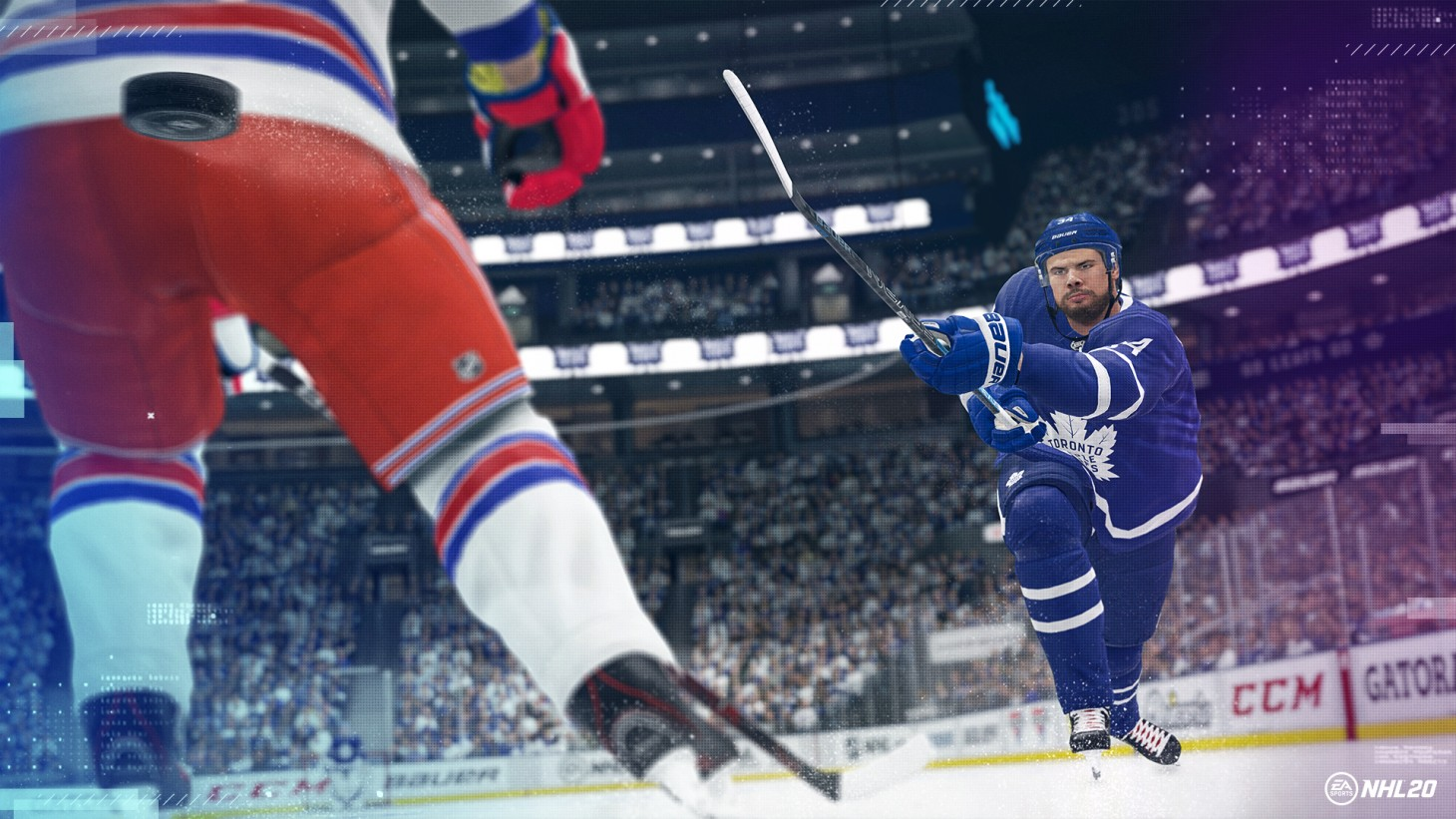 Breaking Down The 16 Biggest Changes Coming To Nhl 20 Game Informer