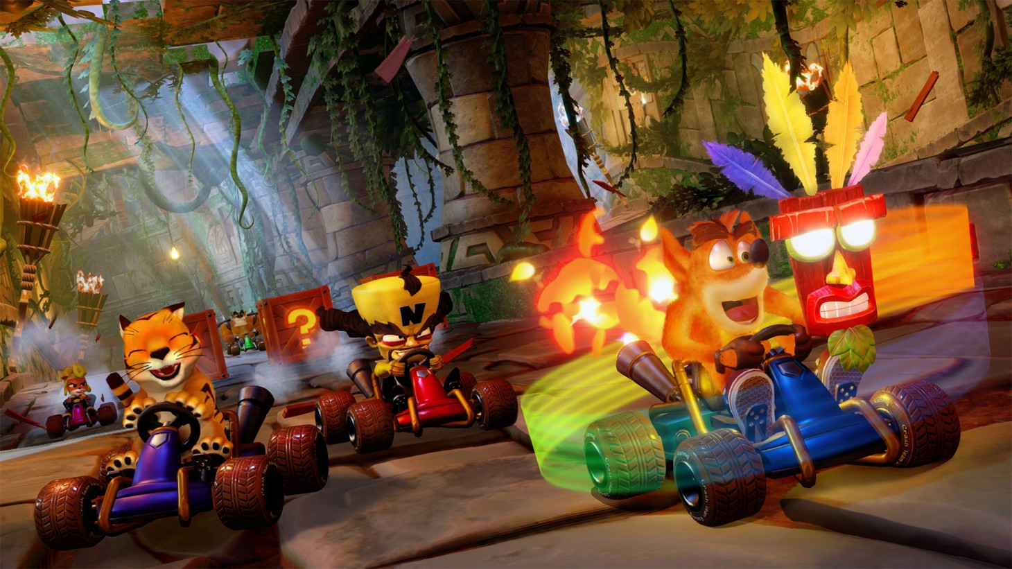 Crash Team Racing Nitro-Fueled – No Rust On This Ride - Game