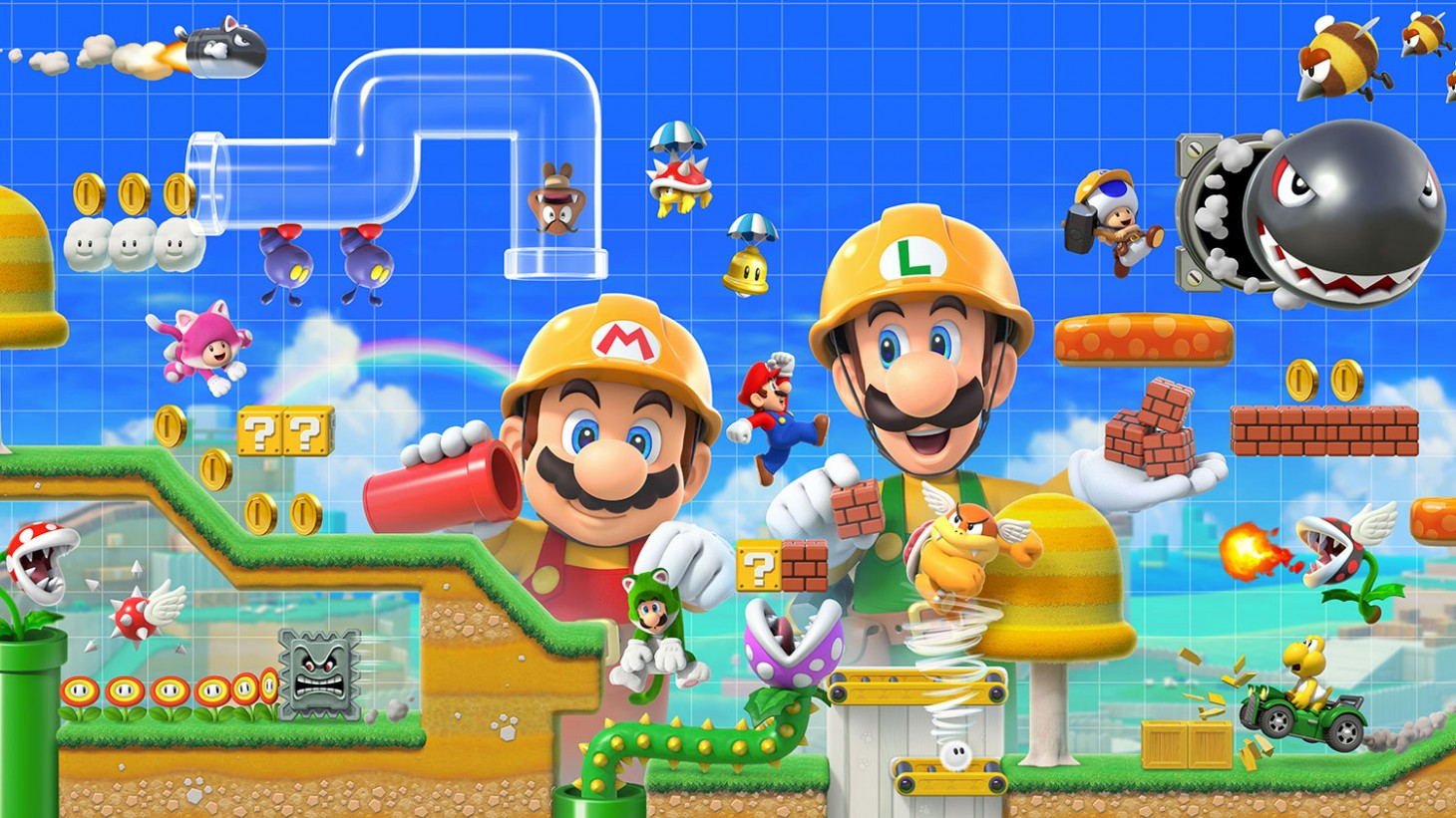 Super Mario Maker 2 Review – Building On Success - Game Informer