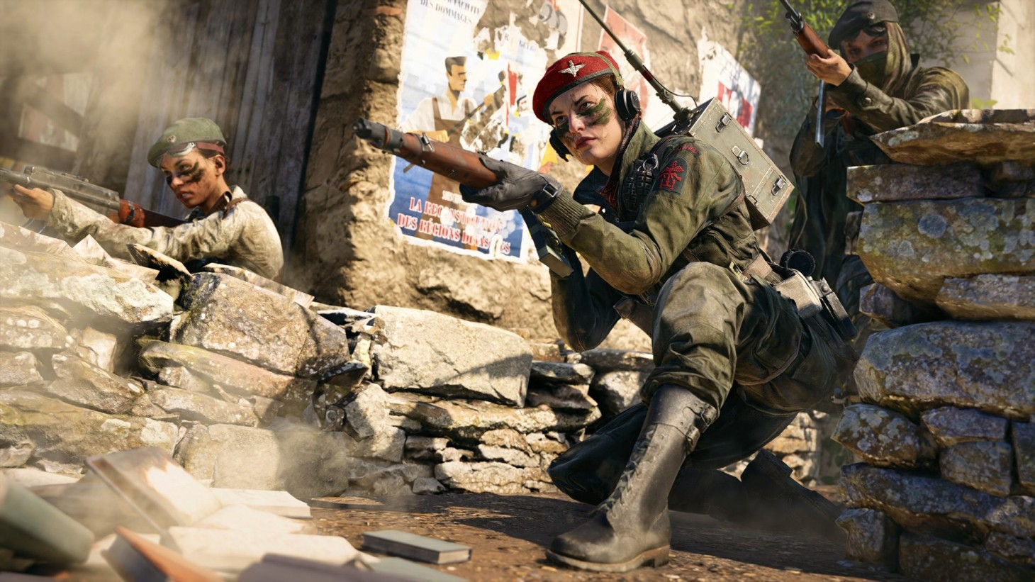 DICE Talks Battlefield V Crossplay, Hardcore Mode, And Why