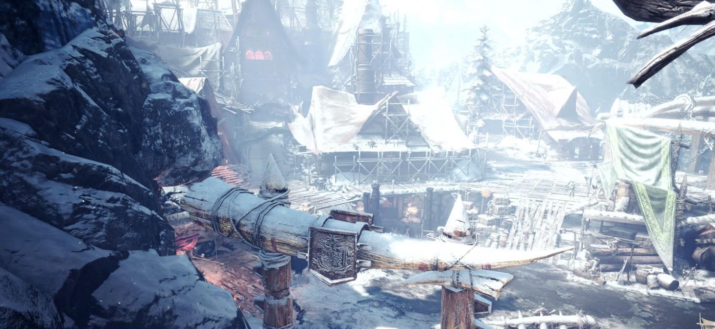 A Look Inside Monster Hunter World Iceborne S New Outpost