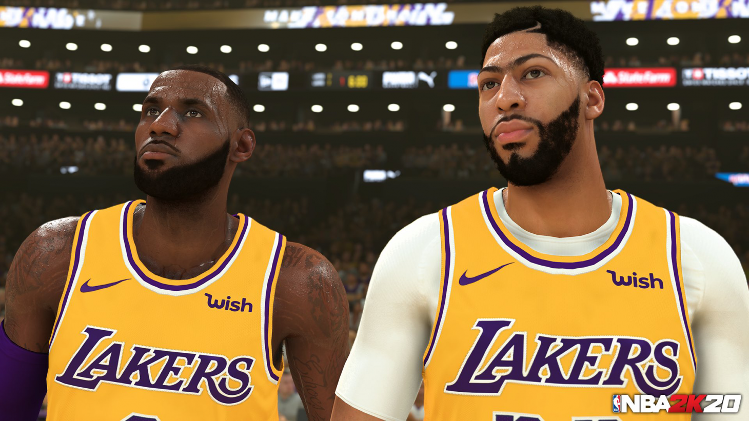 Best Nba Players 2020.2k Sports Reveals Ratings For The Best Players In Nba 2k20
