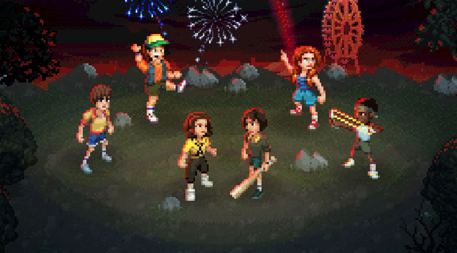 Stranger Things 3: The Game Review – Unearned Nostalgia