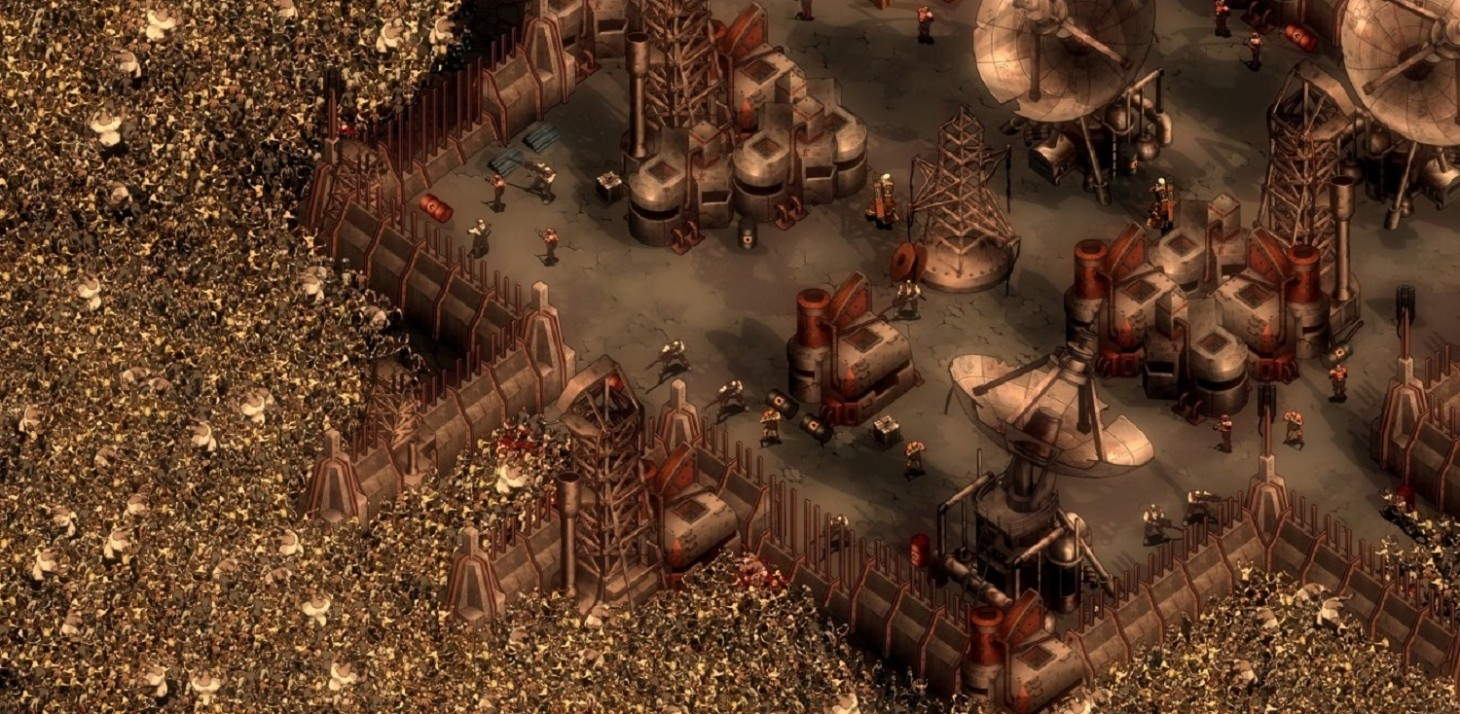 They Are Billions Review (Console) - A Diminished Dance With