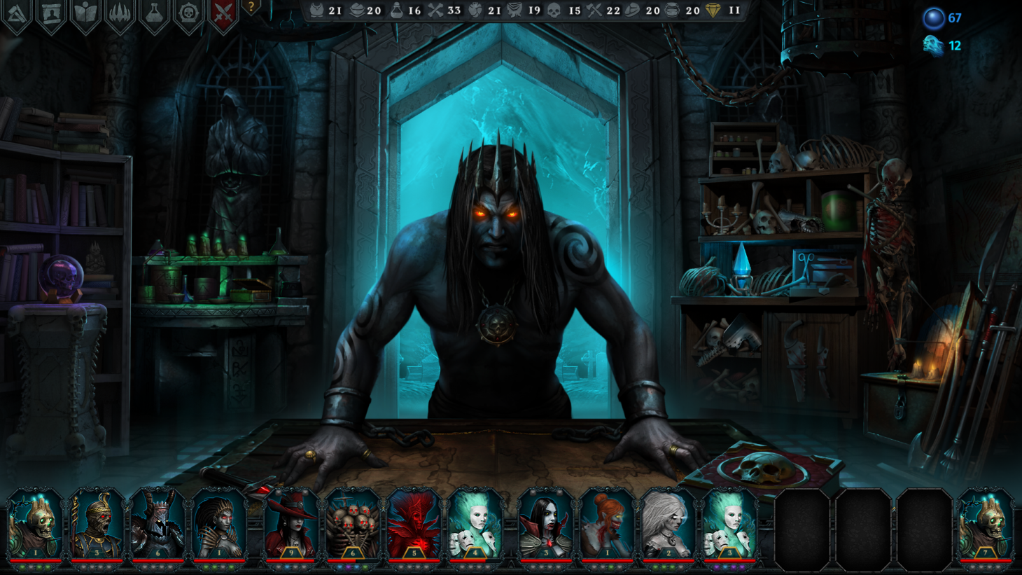 Iratus: Lord of the Dead Heads To PC Early Access - Game Informer