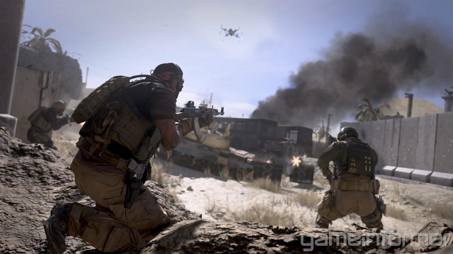 September Cover Revealed – Call of Duty: Modern Warfare - Game Informer