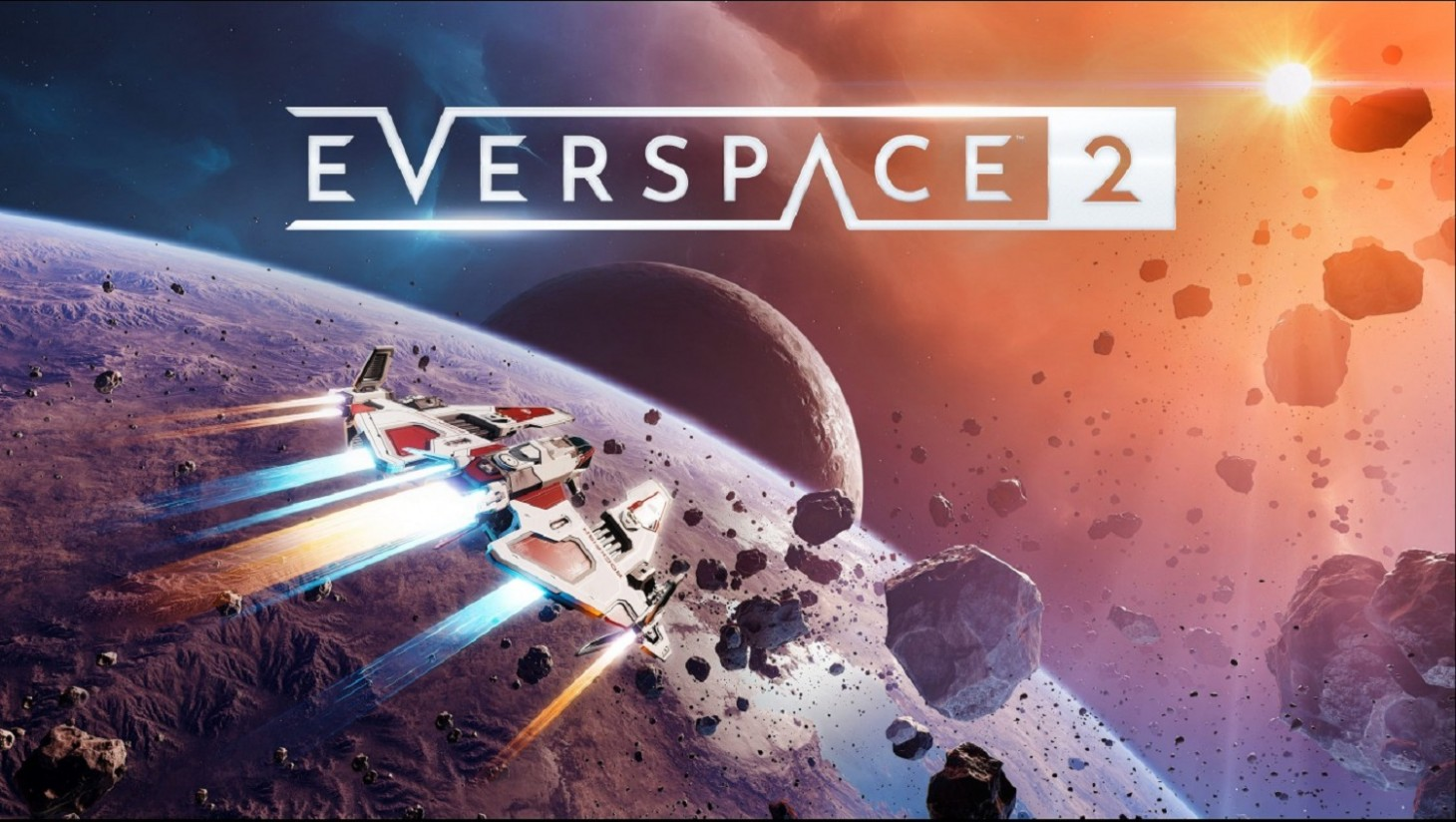 Single Player Space Shooter Everspace 2 Revealed At