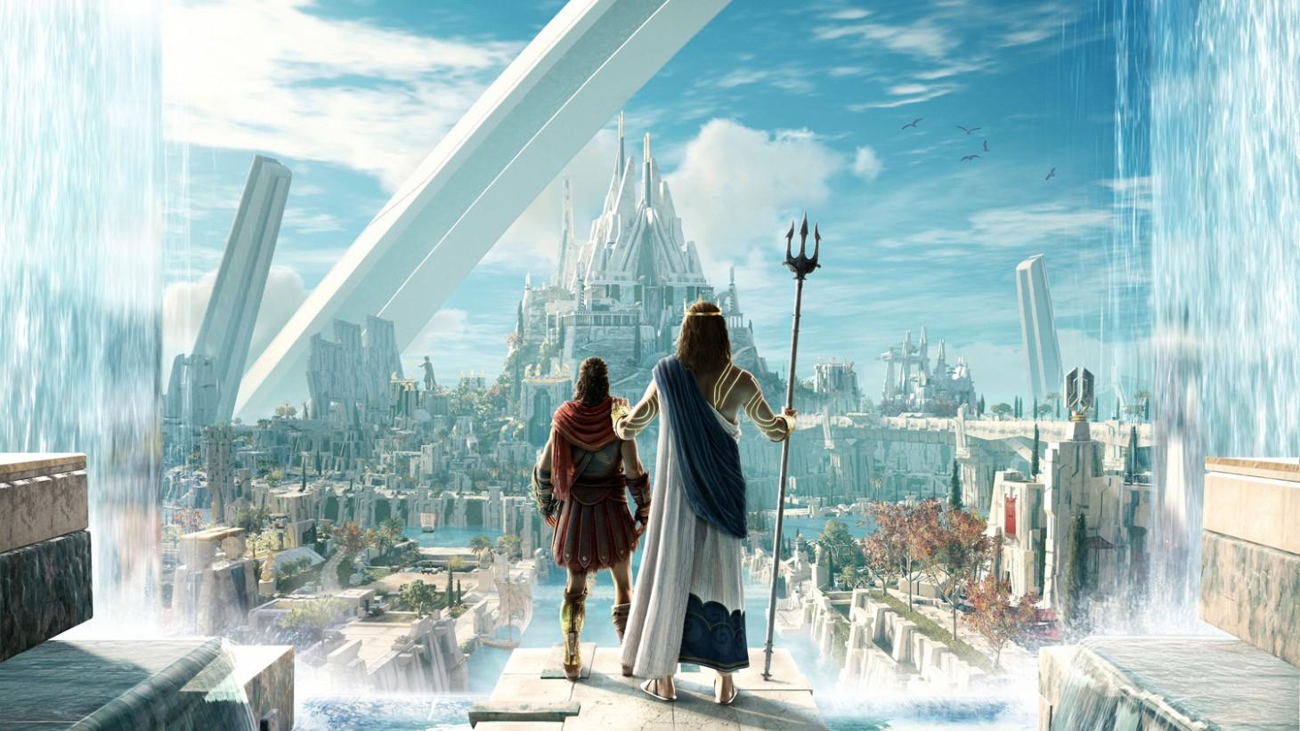 How Ubisoft Kept Assassin S Creed Odyssey Alive Game Informer