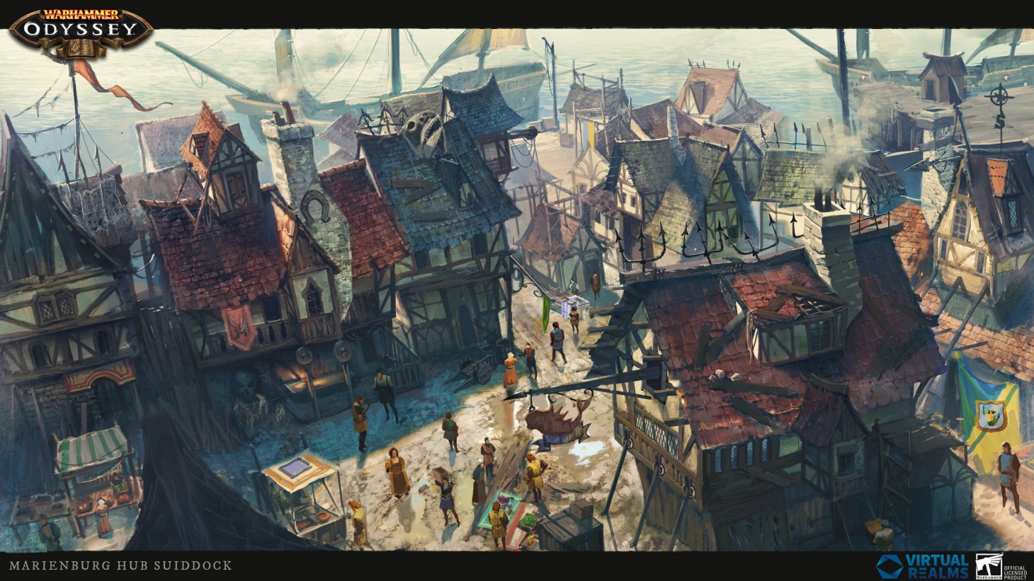 Warhammer Odyssey Brings A Mobile Mmorpg To The Old World