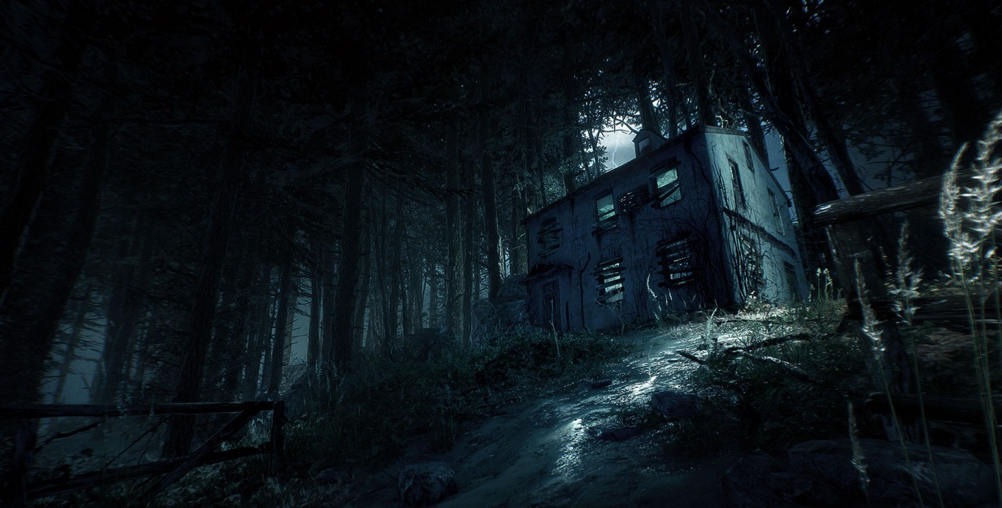 Blair Witch Review – Walking Around In Circles - Game Informer