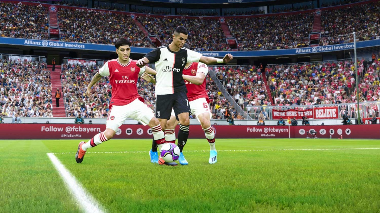 Pes 2020 Review.Efootball Pes 2020 Review Fine Margins Game Informer