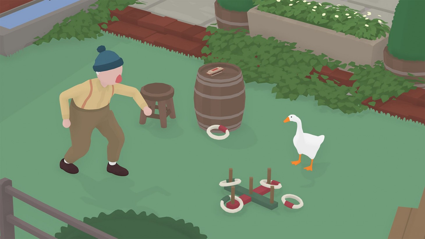 Untitled Goose Game Coming To Ps4 Next Week Game Informer