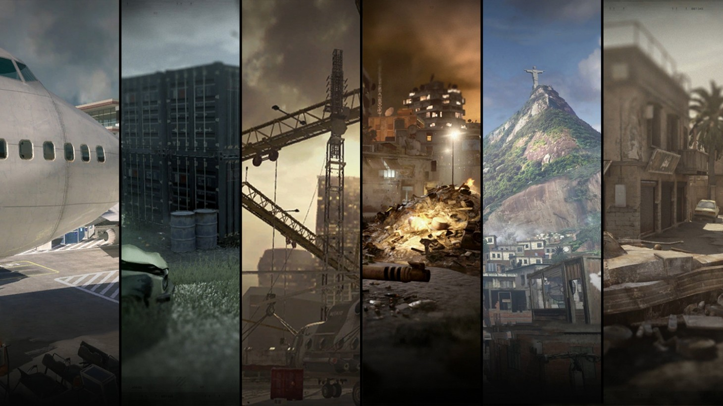 Classic Maps We Want For The New Modern Warfare Game Informer