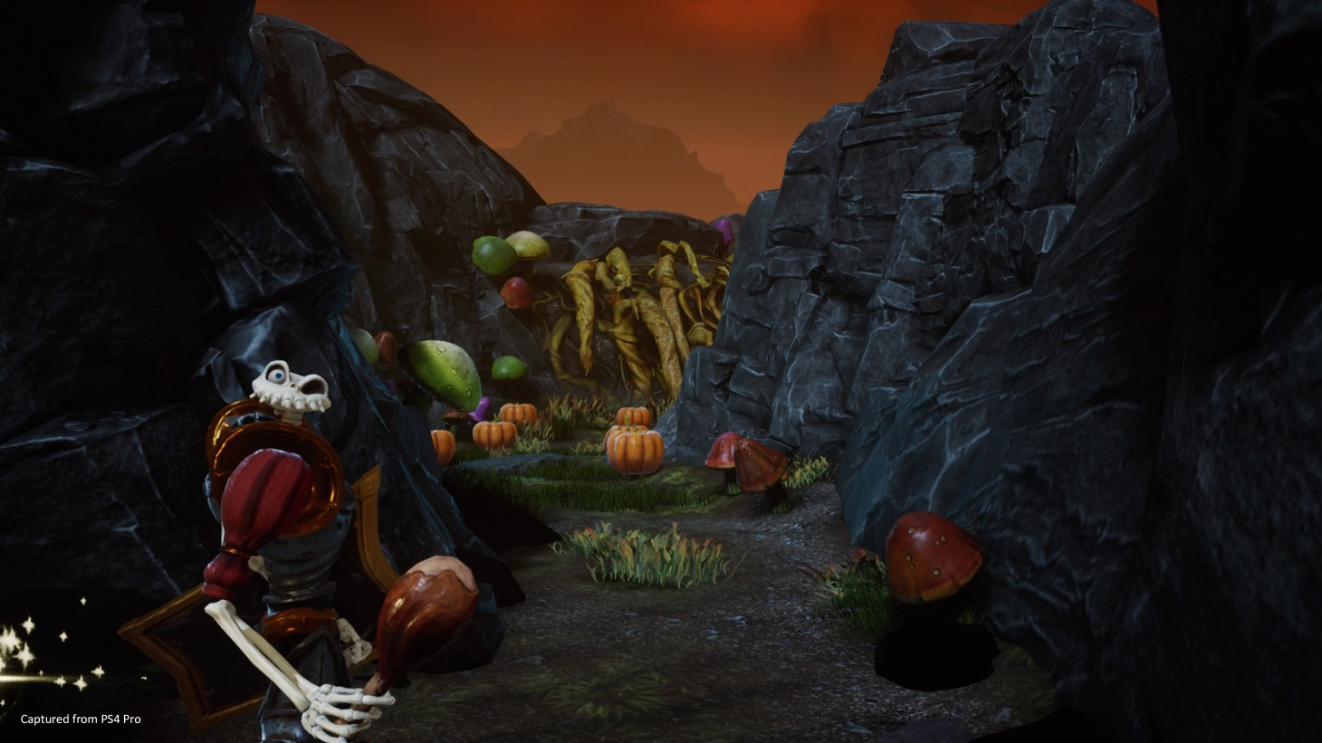 Medievil Review Leave The Skeletons In The Closet Game