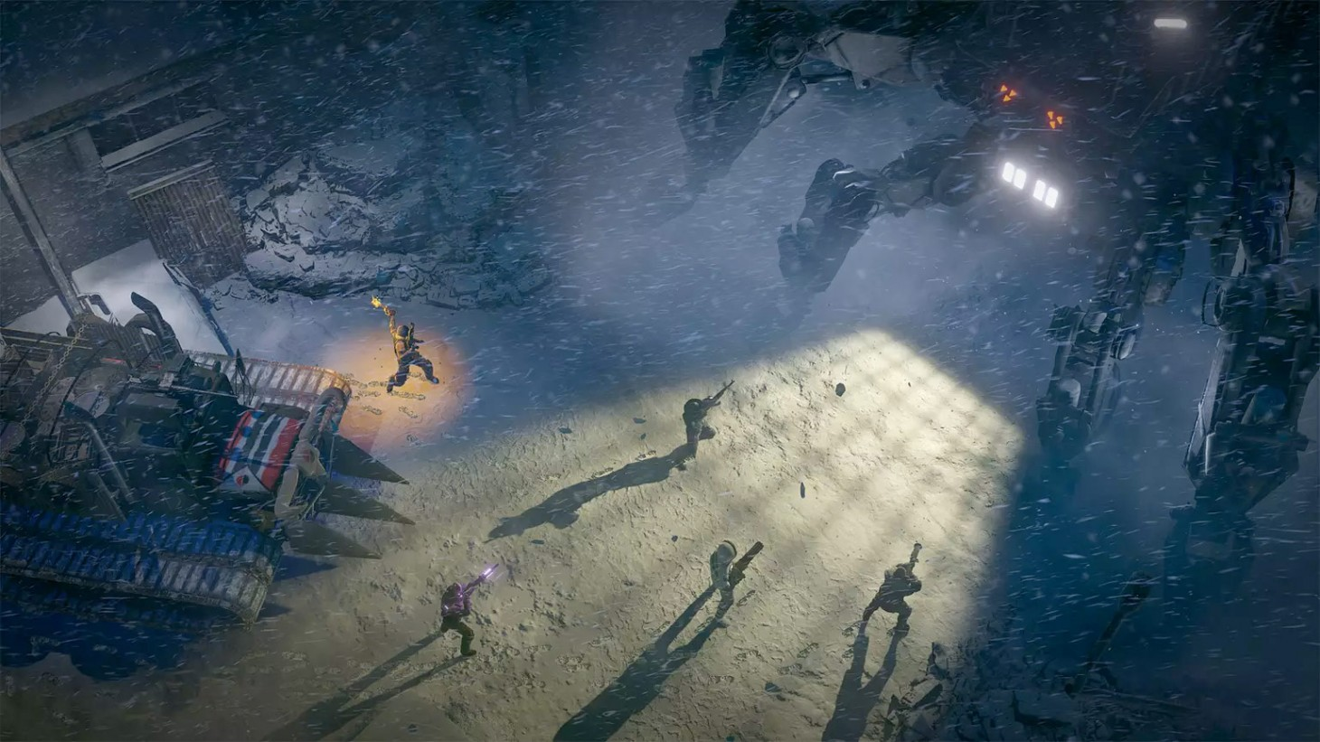 Why Fallout Fans Should Be Excited For Wasteland 3 - Game Informer