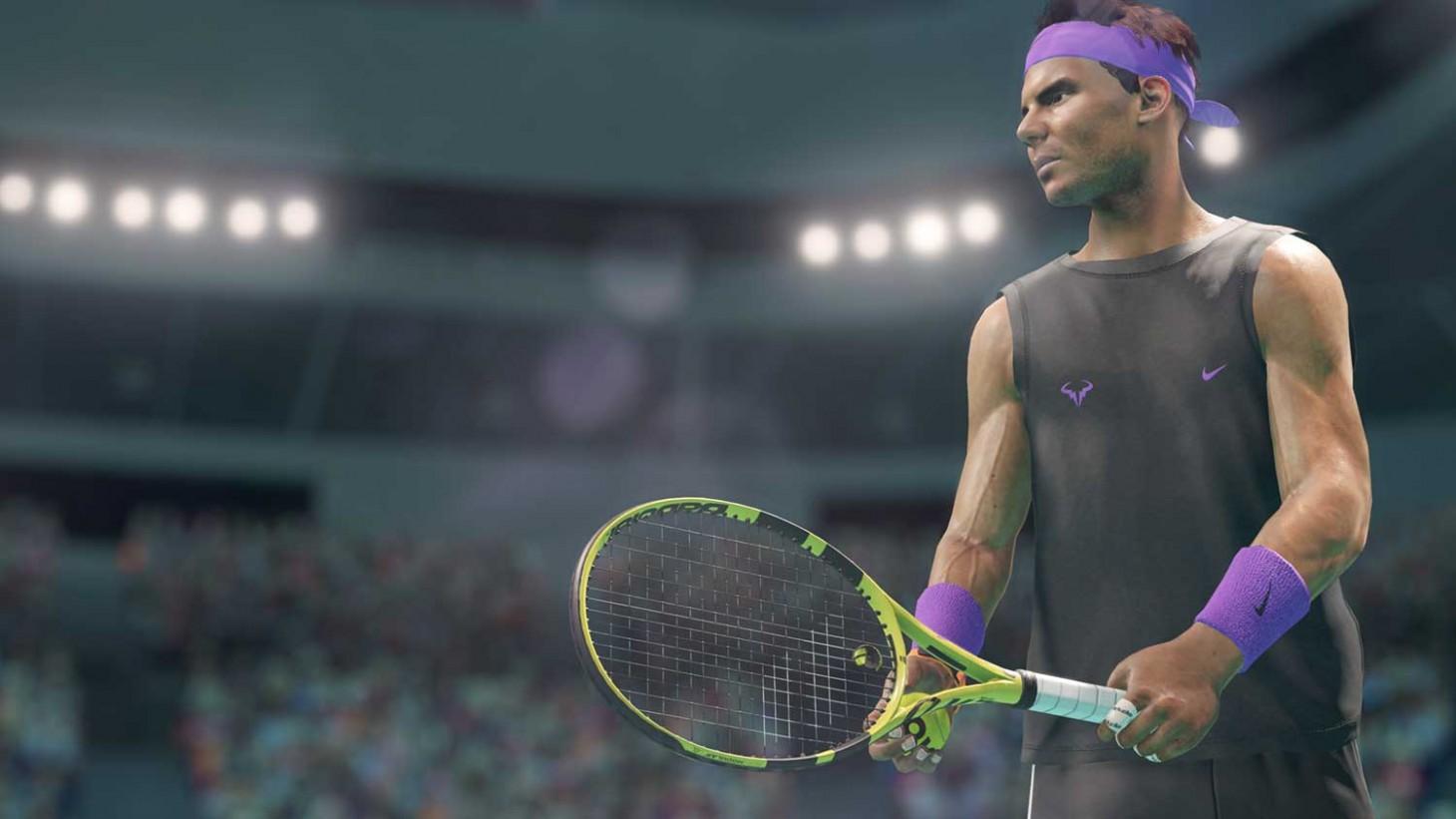 Rafa Nadal In AO Tennis 2 | AO Tennis 2 - Full Roster List | Popcorn Banter