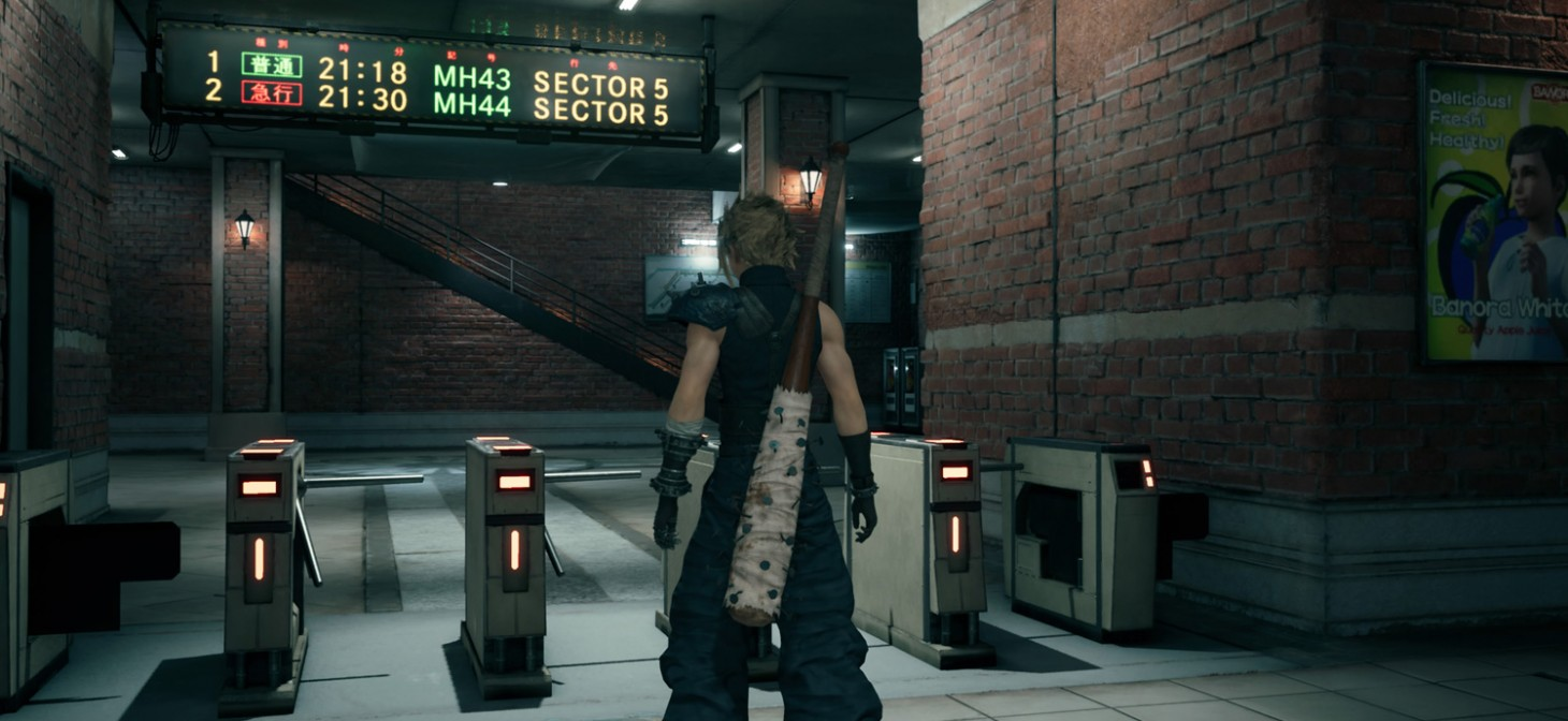 """How """"New Game Plus"""" Works In Final Fantasy VII Remake - Game Informer"""