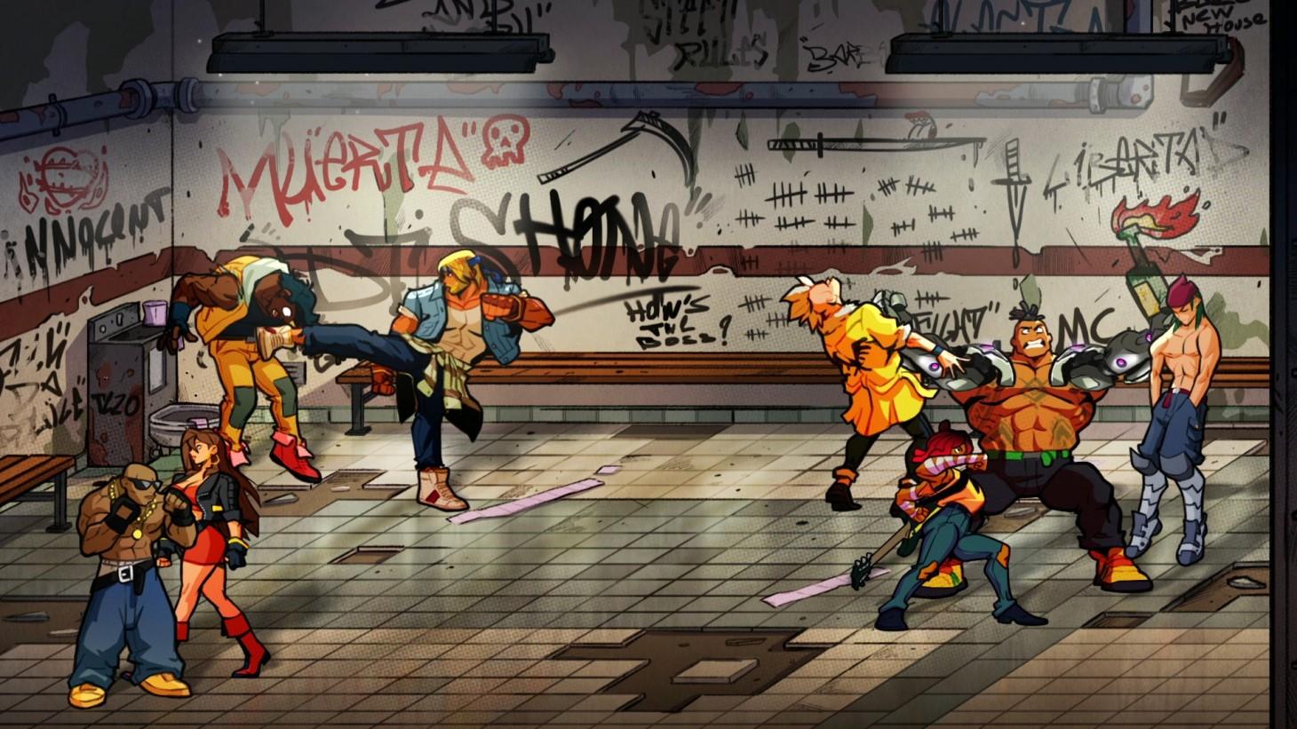 Streets of Rage 4 Arrives On April 30 - Game Informer
