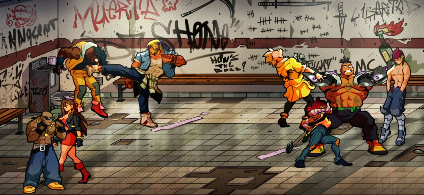 Streets of Rage 4 Review — Return To The Old-School Neighborhood - Game Informer