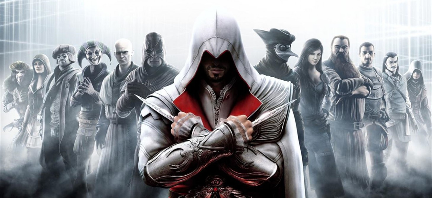 Ranking The Entire Assassin S Creed Series Game Informer