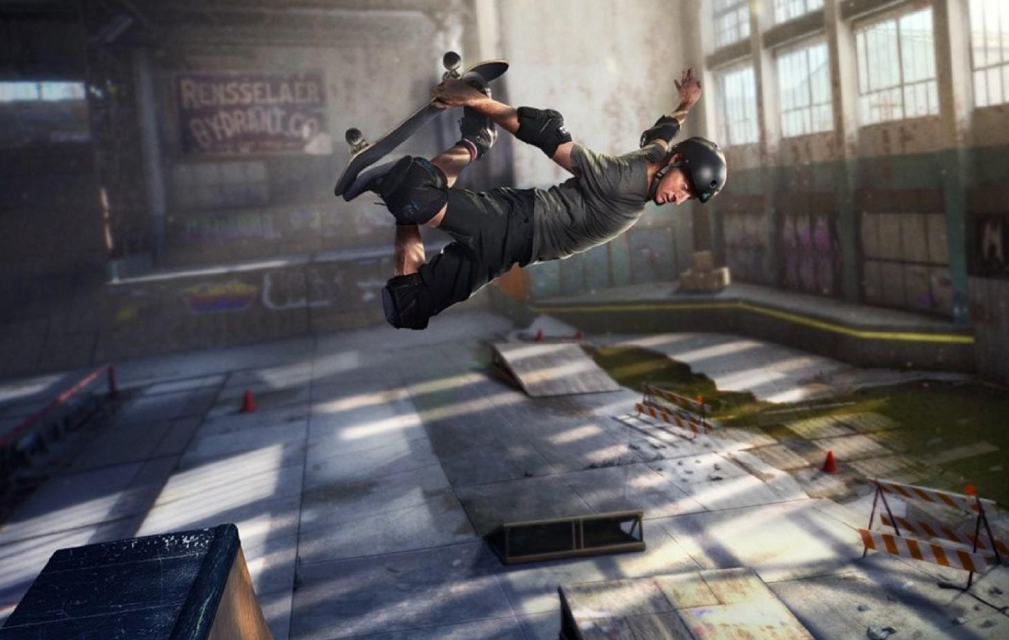 Tony Hawk's Pro Skater 1 And 2