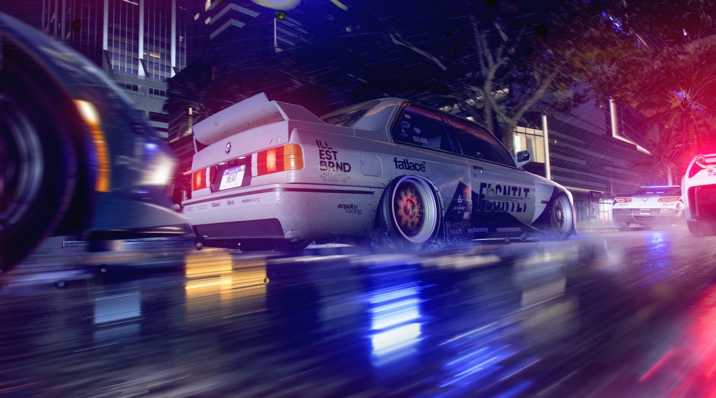 Need For Speed Heat Becomes First Ea Title To Offer Crossplay