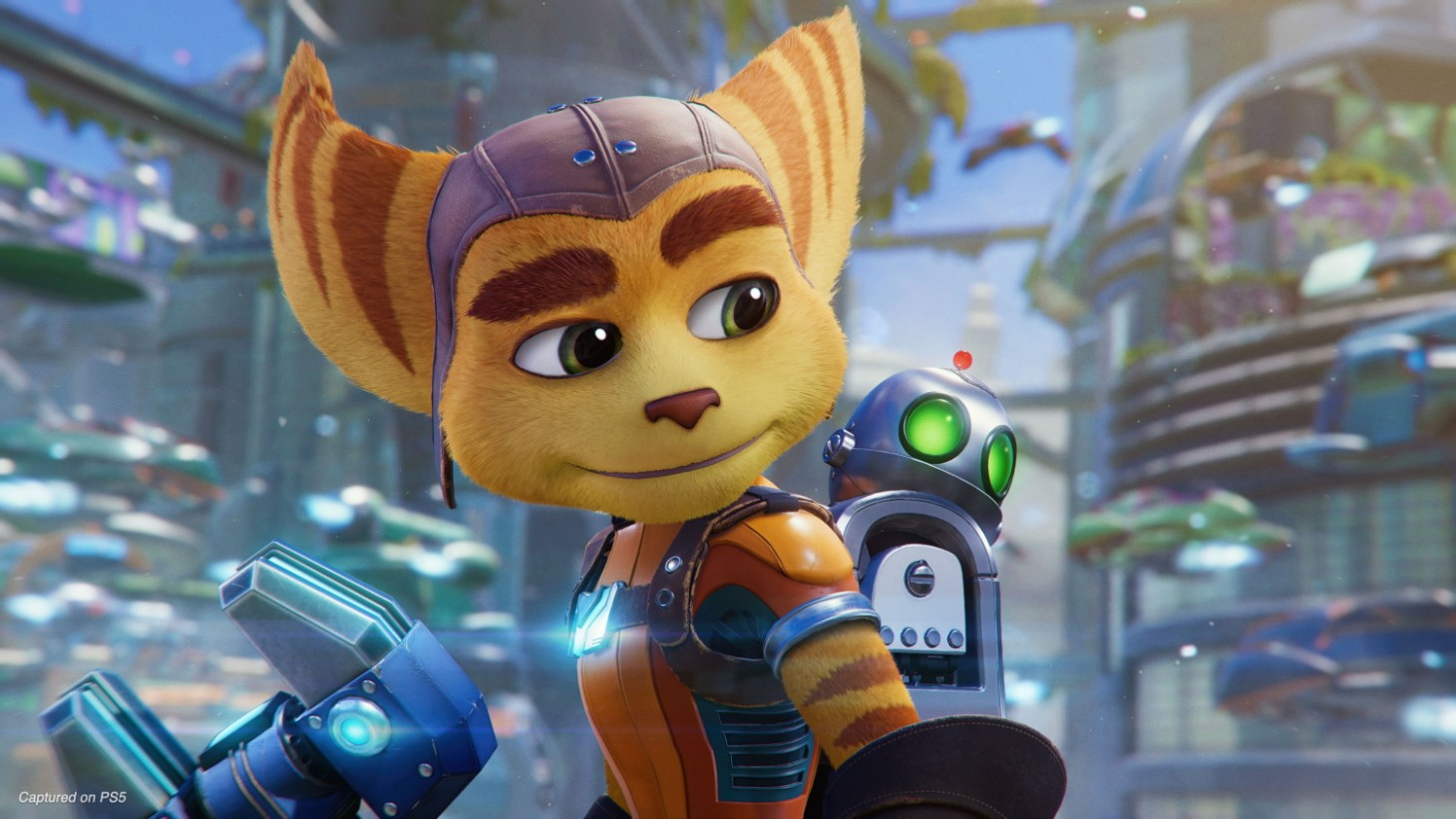 Insomniac Announces Ratchet Clank Rift Apart For Playstation 5