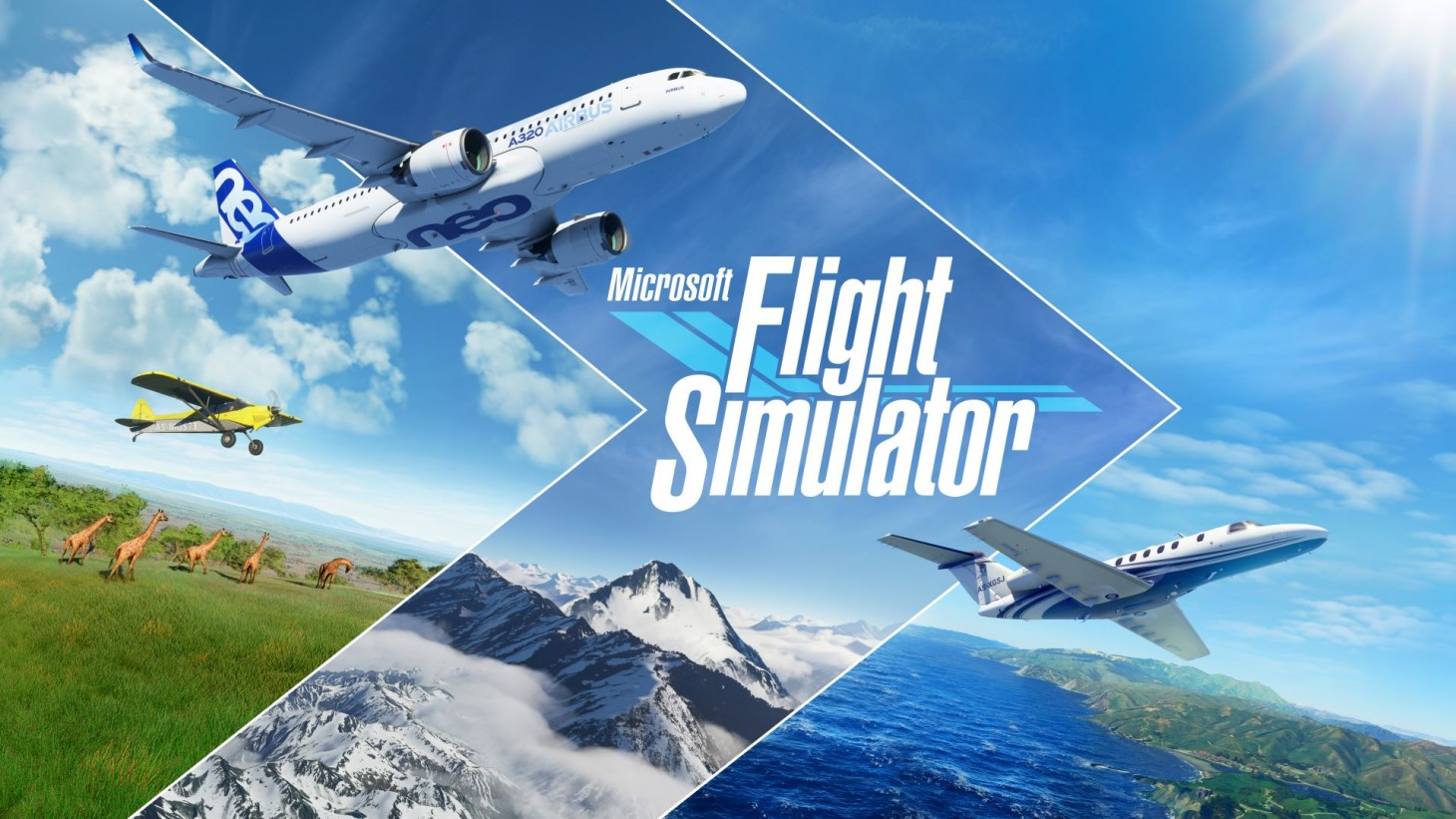 Fly High With Microsoft Flight Simulator On PC August 18 ...
