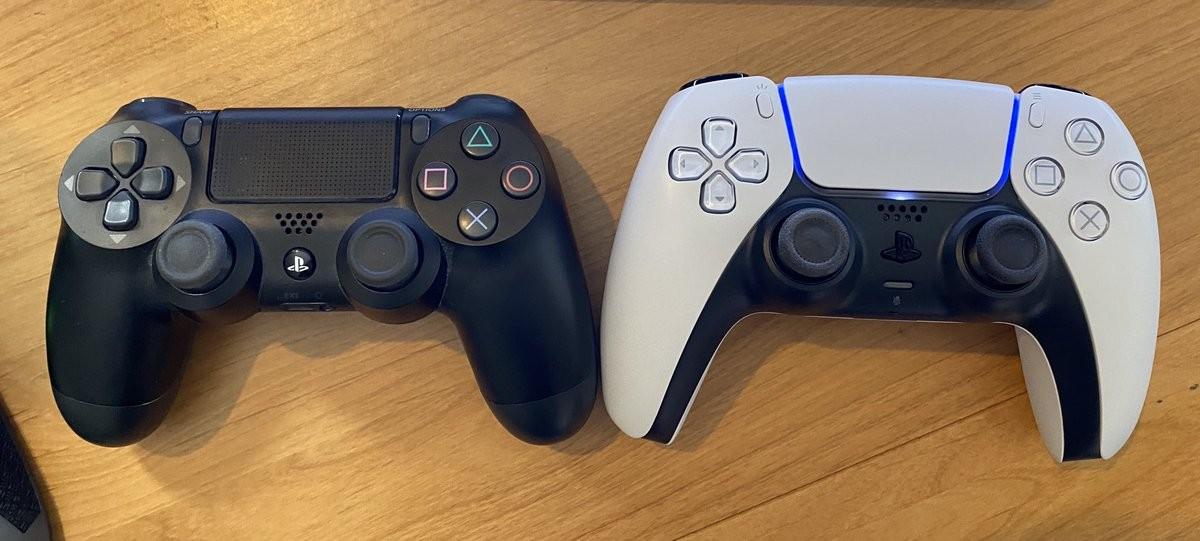 Playstation 5 Größenvergleich