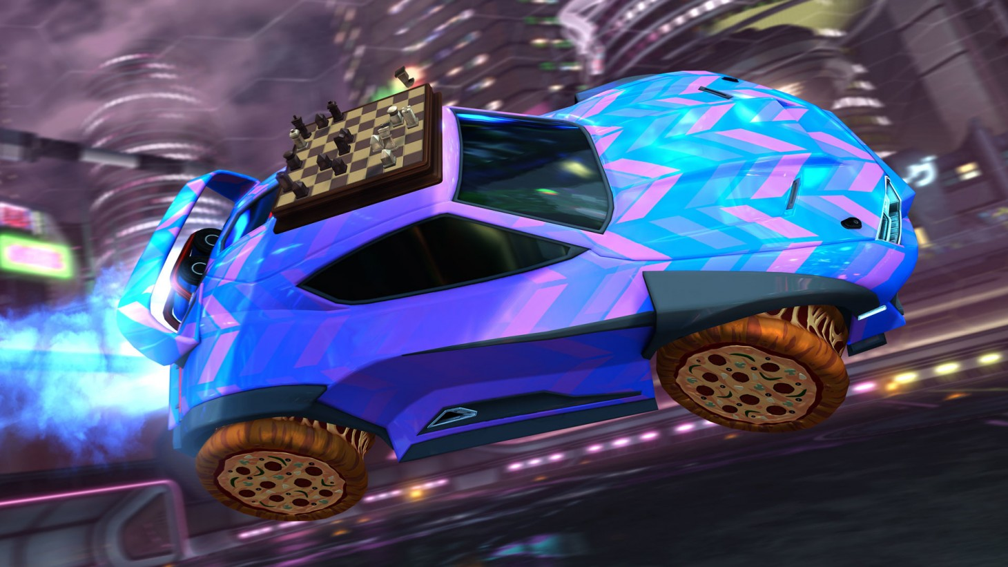 Rocket League Is Going Free To Play - Game Informer