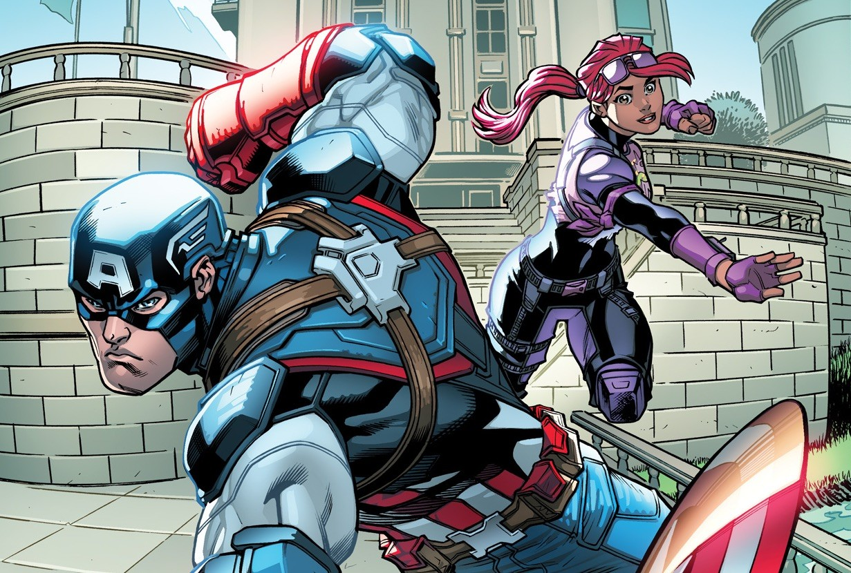Iron Galaxy Studios Fortnite Fortnite Characters Will Appear On Marvel Comics Covers Game Informer