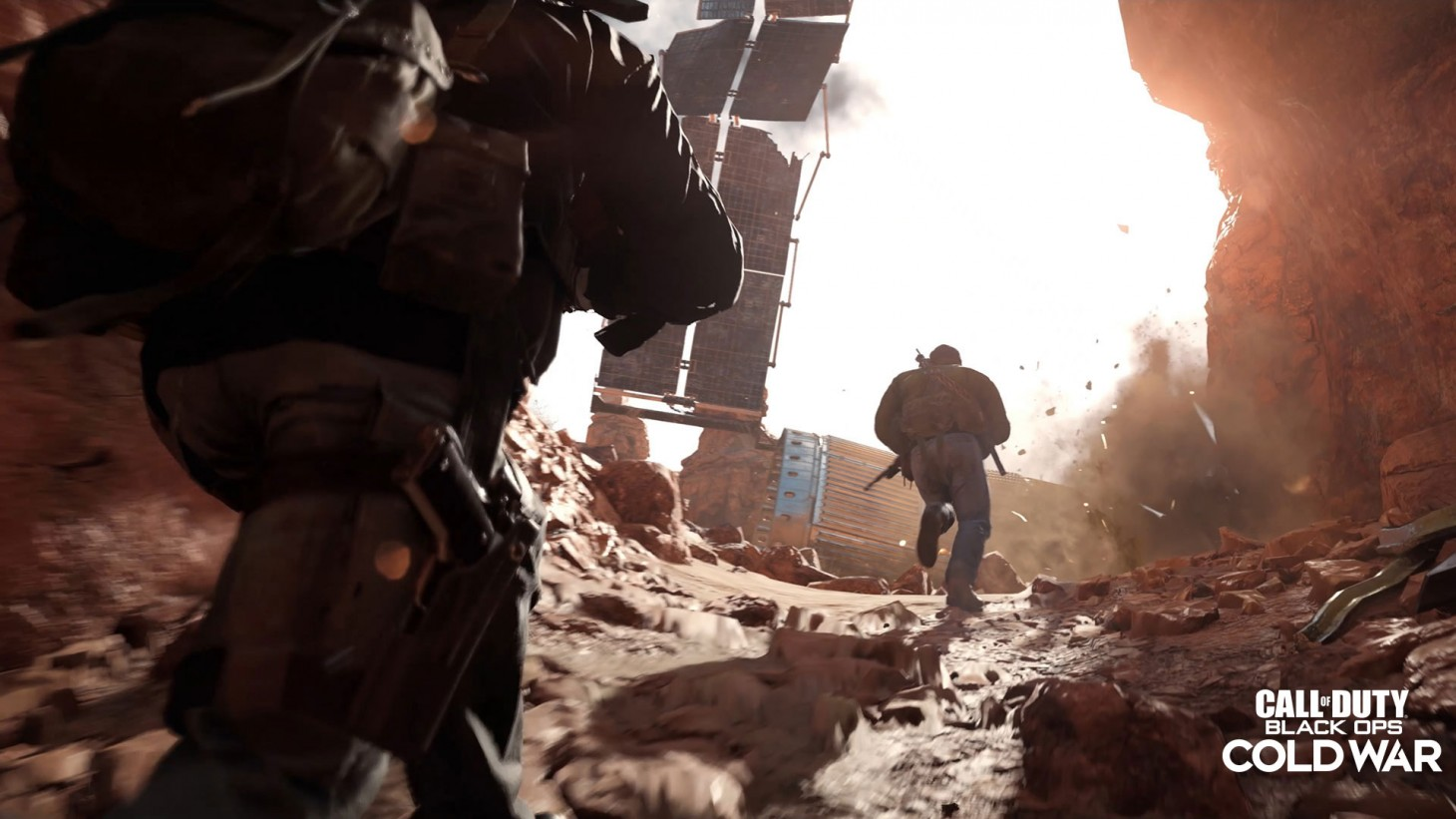 Check Out The Call Of Duty Black Ops Cold War Pc Trailer Game Informer