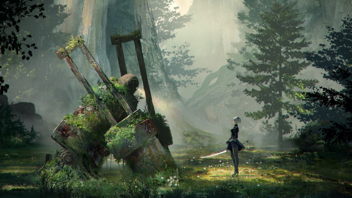 Why You Need To Play Nier: Automata - Game Informer