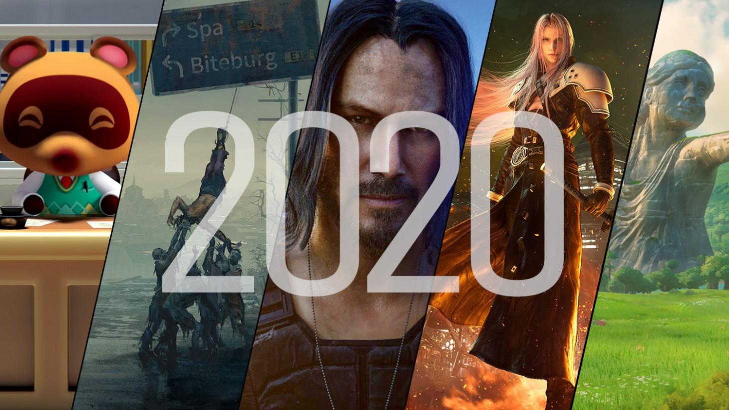 2020 Video Game Release Schedule - Game Informer