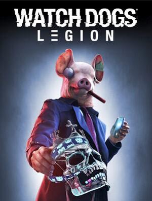 Watch Dogs Legion Game Informer