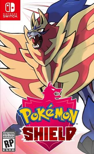Pokemon Shield Game Informer
