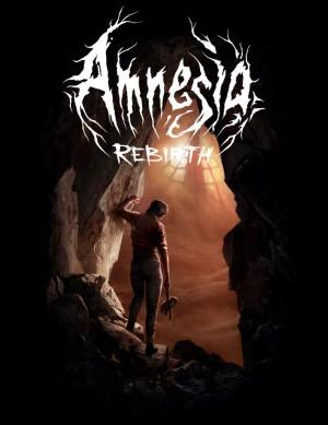 Poster. Amnesia: Rebirth