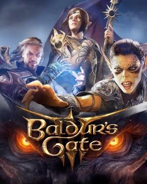 Okładka Baldur's Gate 3