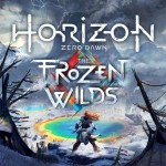 Horizon Zero Dawn: The Frozen Wilds cover