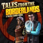 Tales From The Borderlands: Episode 3 – Catch a Ride cover