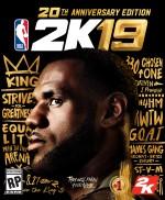 NBA 2K19 cover