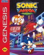 Sonic Mania Pluscover