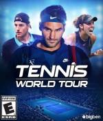 Tennis World Tour cover